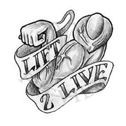 """Lift to Live"""