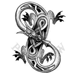 Celtic Dragon Infinity