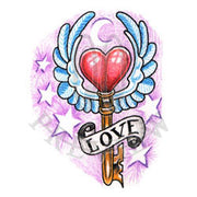 """Love"" is the Key"
