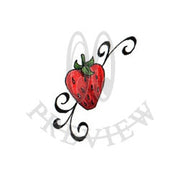 Strawberry Filigree