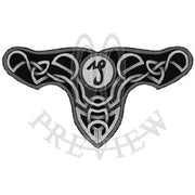 Capricorn Celtic Plate