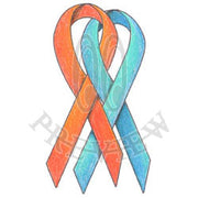 Double Awareness Ribbons