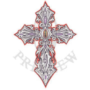 Decorative Duality Cross