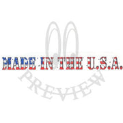 Made In The USA Inlay