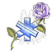 Star of Life Rose