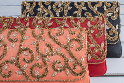 Embellished purse collection