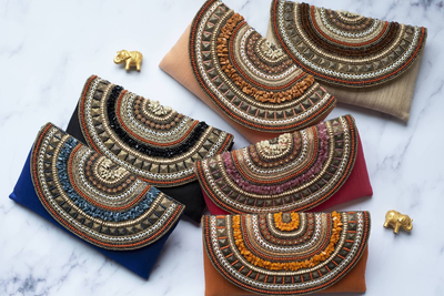 Stunning ADHĀ CADA purse Collection