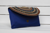 Blue ADHĀ CADA purse
