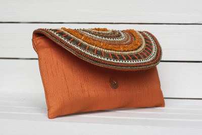 Colorful ADHĀ CADA Clutch