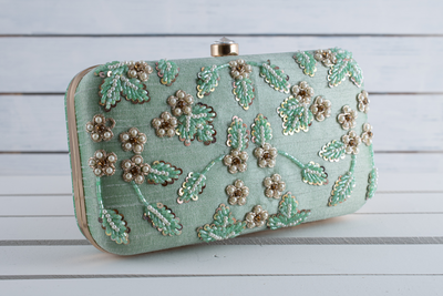 Stylish Green purse