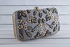 Stylish embellished purse