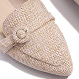 Lovinchic Women Casual Slip-On Flat Loafers