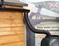 Hall's Rainsaver - Bendy Pipe (when not bought with guttering kit)
