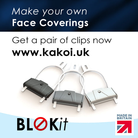 BLOKit make your own face covering