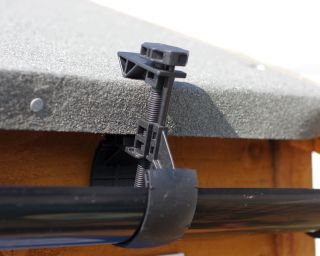 Hall's Rainsaver - Bendy Pipe (OPTION) when bought with guttering kit