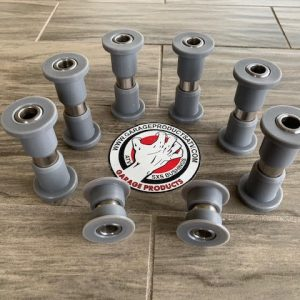 Garage Products 2014-16 A-Arm Bushings (RZR XP1000 / Turbo / High Lifter)