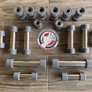 Garage Products Bushings (2017+ RZR s 900 / s 1000) **Lifetime Warranty**