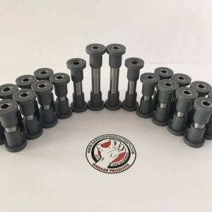 Garage Products Bushing Set (09-14 Ranger 700 & 800) ***Lifetime Warranty***