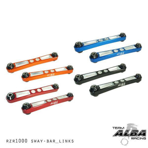 Alba Racing Billet Rear Sway Bar Links Polaris RZR XP 1000
