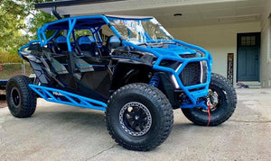 L&W Fab Tree Kickers Polaris RZR Turbo S