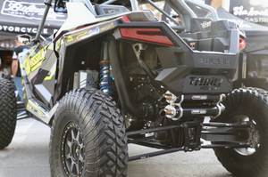 Trinity Racing Full Exhaust System Polaris RZR PRO XP