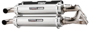 Trinity Racing Dual Full Exhaust System RZR (RS1)