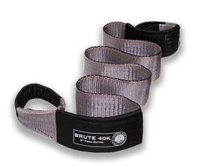 "Overland Vehicle Systems Tree Trunk Protector Strap 4"" x 8' 40,000 lb."