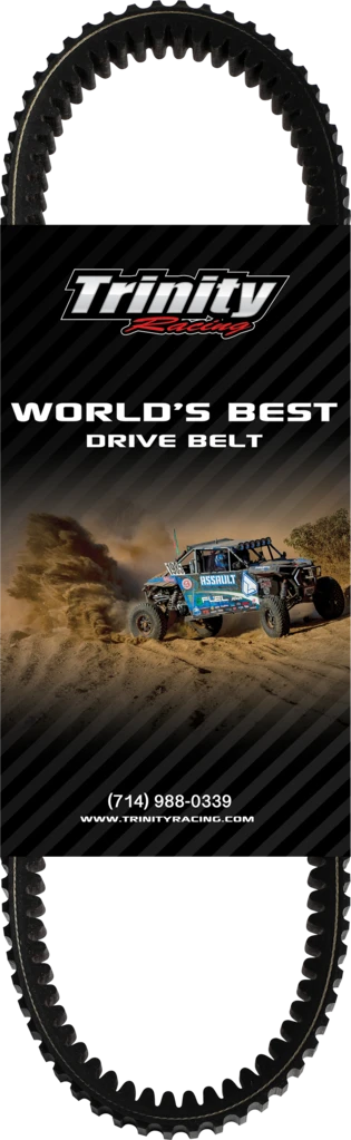 Trinity Racing Worlds Best Belt - RZR Turbo / Turbo S / RS1
