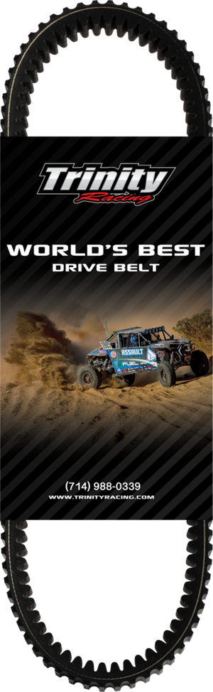 Trinity Racing Worlds Best Belt - RZR Pro XP