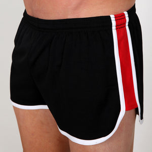 Pistol Pete PPSH205-202 WRESTLER Short /Black