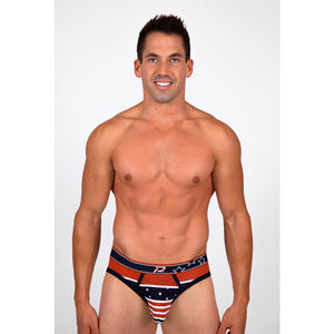 Pistol Pete PPUB215-213 AMERICA Brief