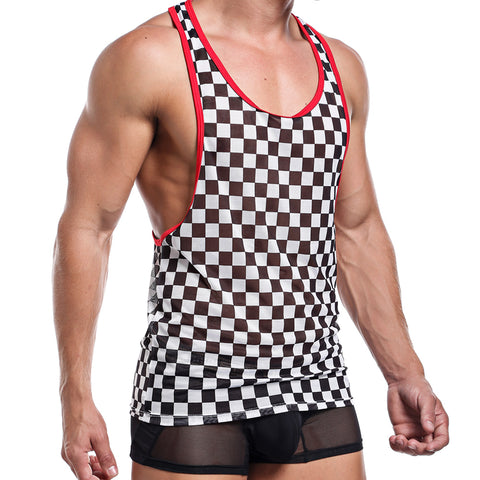 Pistol Pete PPM013 Finish Line Tank