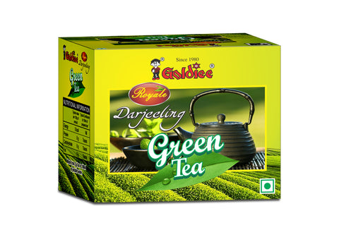 TEA ROYALE GREEN 100g.