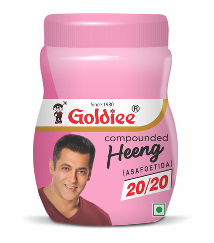 Goldiee Hing  [20-20] 50g.