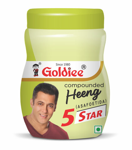 Goldiee Hing  FIVE STAR 50g.