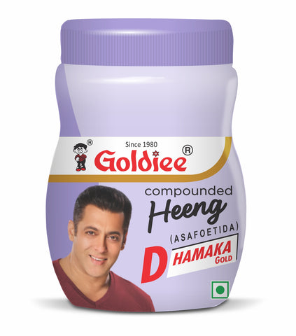 Goldiee Hing  DHAMAKA GOLD 08g