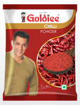 RED CHILLI POWDER POUCH  500g.