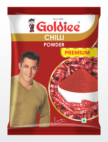 RED CHILLI POWDER PREMIUM POUCH 100g.