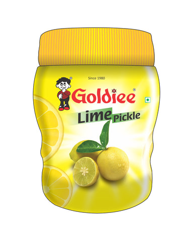 Goldiee Pickle Lemon HD Jar 500g