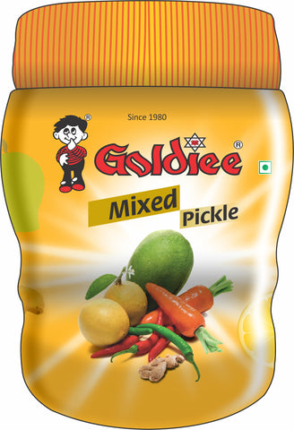 PICKLE LAJAWAB MIX 1Kg