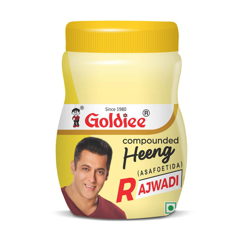 Goldiee Hing  RAJWADI 100g.