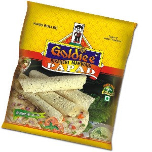 PAPAD GOLDIEE 200g.