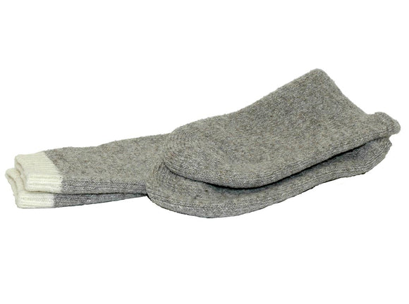 Duray Iceberg Wool Socks