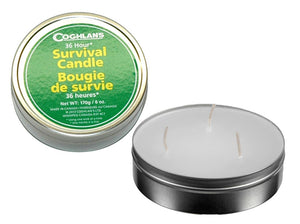 36 Hour Survival Candle