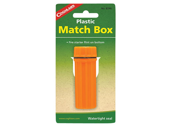 Waterproof Match Box
