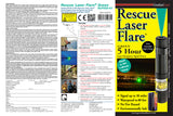 Rescue Laser Flare® (Green)