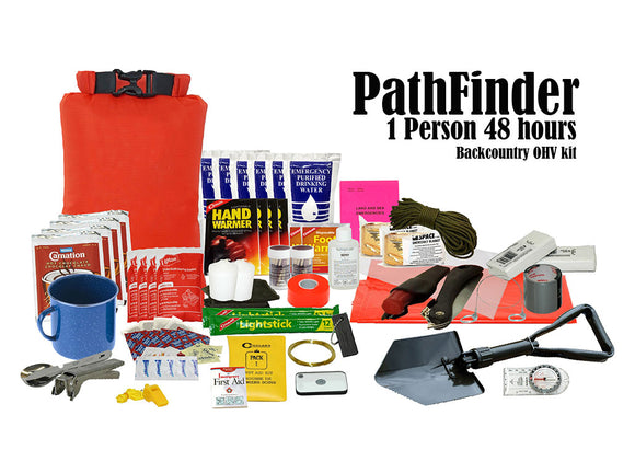 PathFinder 1 Person (Back country/ OHV kit)