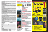 Rescue Laser Light (Red)