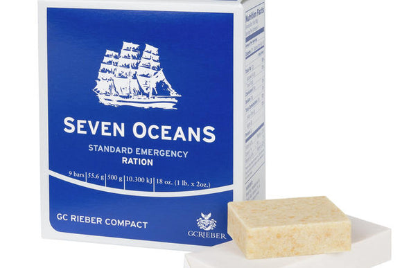 Seven Oceans Emergency Rations