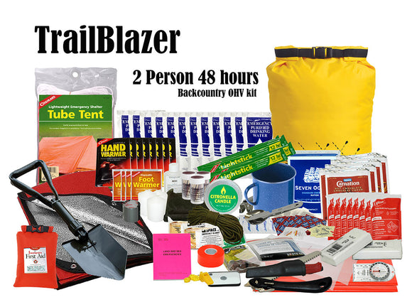 TrailBlazer 2 Person (Back country/ OHV kit)